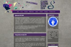 Strona CSS 2014